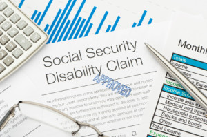 social security disability claim paperwork